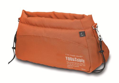 CASUALPLAY - Taška na kočík Bag Urban Collection - Flamingo (920)