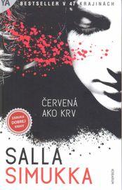 Červená ako krv - Salla Simukka