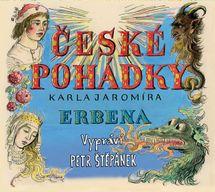 České pohádky - CD - Karel Jaromír Erben