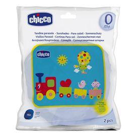 CHICCO - Slnečné clony do auta (2 kusy)