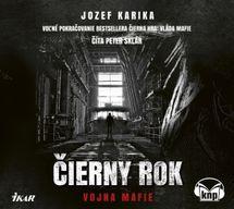Čierny rok: Vojna mafie - KNP - Jozef Karika