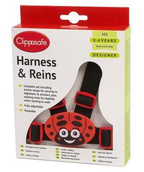 CLIPPASAFE - Vodítko pre dieťa - Ladybird