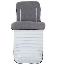CUDDLECO - Fusak Comfy-Snug 2v1, Pewter