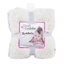 CUDDLEME - CUDDLECO Super mäkká obojstranná detská deka, Lila