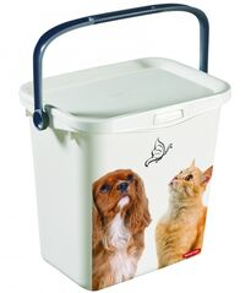CURVER - Box na krmivo pre psov a mačky 6 l