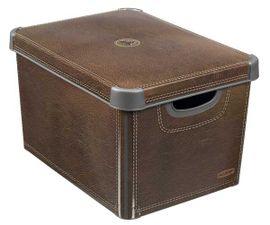 CURVER - Box, umelá hmota, hnedý