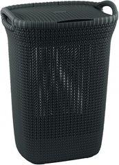 CURVER - Plastový kôš na špinavé prádlo 57 l - hnedý