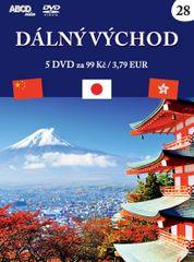 Dálný východ - 5 DVD