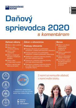 Daňový sprievodca 2020 s komentárom - Kolektív autorov