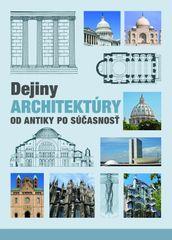 Dejiny architektúry od antiky po súčasnosť - Jan Gympel