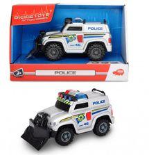 DICKIE - Action Series Mini Policajné zásahové vozidlo 15cm