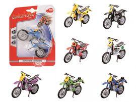 DICKIE - Motocykel Cross 12 Cm