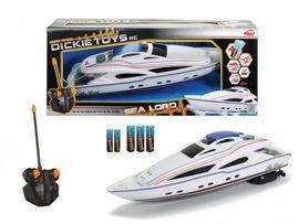DICKIE - Rc Loď Sea Lord 34 Cm, 2Kan