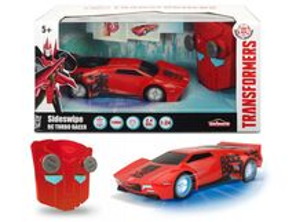 DICKIE - RC Transformers Turbo Racer Sideswipe