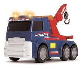 DICKIE TOYS - 3302007 Odťahový voz 15 cm so svetlom a zvukom