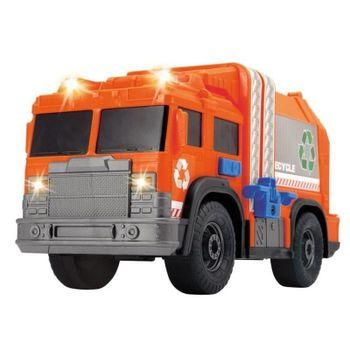 DICKIE TOYS - Action Series Smetiarske recyklačné auto 30 cm 3306001
