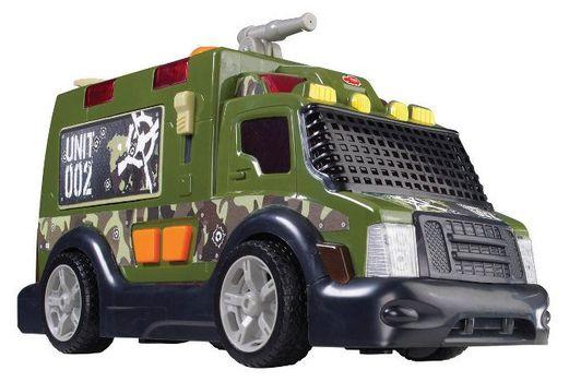 DICKIE TOYS - Action Series Vojenské zásahové vozidlo 33 cm 3308364