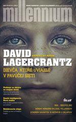 Dievča, ktoré uviazlo v pavúčej sieti - David Lagercrantz