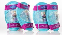 DINO BIKES - Detské chrániče Frozen