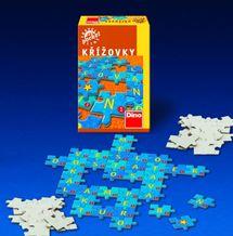 DINO - Krížovky Cestovná Hra