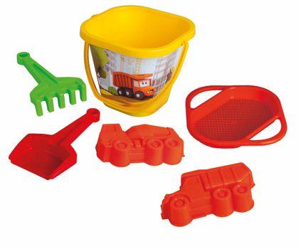 DINO - Transformers Pieskový Set 6 Ks