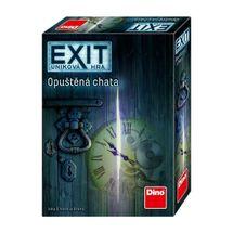 DINOTOYS - Spoločenská úniková hra Exit Opustená chata