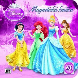 Disney – Princezná, Magnetická knižka