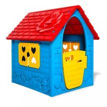 DOHÁNY TOYS - Plastový domček Dohány 106x98x90cm