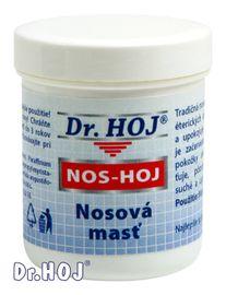 DR.HOJ - NOS-HOJ Nosová masť 25g