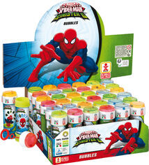 DULCOP BUBLIF - Bublifuk Spider-Man 60Ml (36 Ks)