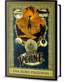Dva roky prázdnin - 2. vydání - Jules Verne