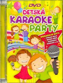 DVD-Detská karaoke party