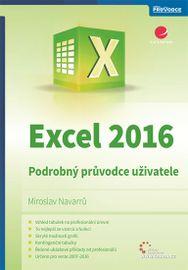 Excel 2016 - Podrobný průvodce uživatele - Miroslav Navarrů
