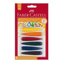 FABER CASTELL - Pastelky plastové do dlane