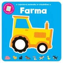 Farma-leporelová harmonika so zrkadielkom
