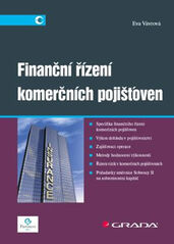 Finanční řízení komerčních pojišťoven - Eva Vávrová