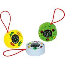 GOKI - Kompas Zvieratká 5 cm