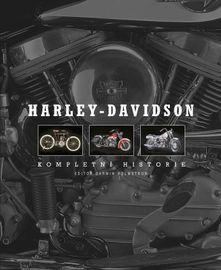 Harley-Davidson. Kompletní historie - Darwin Holmstrom