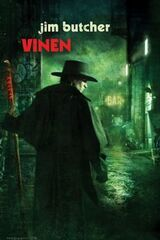 Harry Dresden 8 - Vinen - Jim Butcher