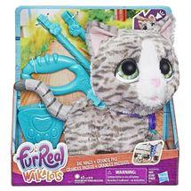 HASBRO - Fur Real Friends Walkalots Veľká Mačka