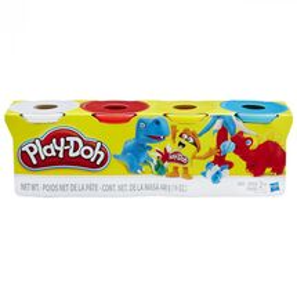 HASBRO - Play Doh Balenie 4 Tub Asst