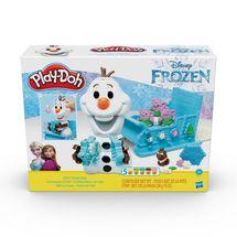HASBRO - Play-Doh Olaf a snehové kreácie