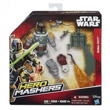 HASBRO - Star Wars Hero Mashers Prémiová Figúrka Assort
