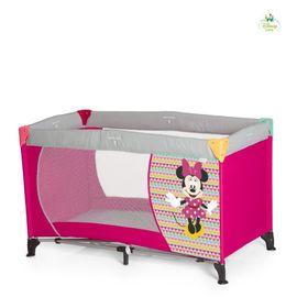 HAUCK - Detská postieľka Dream N Play - Minnie Geo Pink 2018