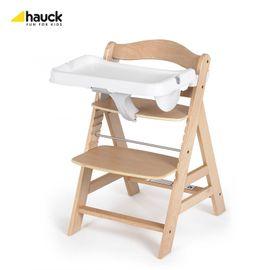 HAUCK - Doplnok ku stoličkám Alpha Tray - White 2018