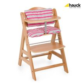 HAUCK - Dvojdielna podložka k stoličke Alpha 2016, Multicolor Girl