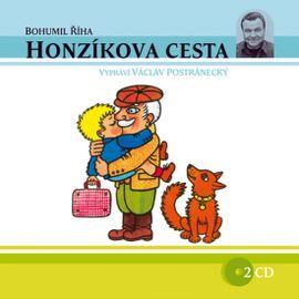 Honzíkova cesta - KNP - 2CD - Bohumil Říha