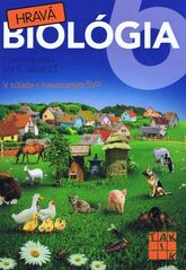 Hravá biológia 6 ( nov.vyd.) - Kolektív autorov