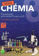 Hravá chémia 8 - Kolektív