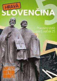 Hravá slovenčina 5 - Kolektív
